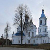 Церковь Рождества пресвятой Богородицы. Окраина г.Белева. :: Инна Щелокова