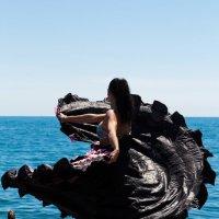 Танец у моря :: Андрей Щукин