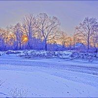 Утро на Снежке :: Дубовцев Евгений