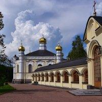 Церковь Симеона Верхотурского. :: Наталья