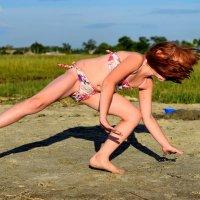 первые шаги в акробатике 1 :: NikNik