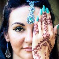 Таинственная девушка востока... :: Inessa Shabalina