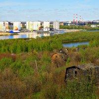 Архитектурные контрасты... :: Андрей Головкин