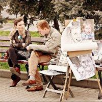 Лица и судьбы... :: Кай-8 (Ярослав) Забелин