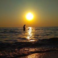 Закат у моря :: Eva ***