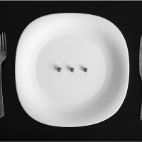 """""""Многоточие"""", или """"Все, что надо знать о диете"""" :: Виктория Иванова"""