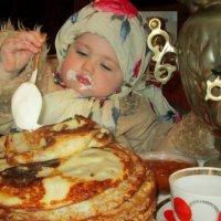 Отмечаем масленицу! :: Надежда Фёдоровна