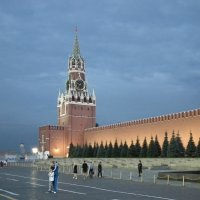 Кремлёвская стена :: Natalia Harries