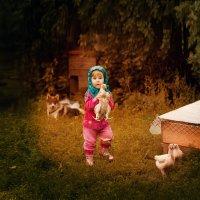 Хорошо в деревне! :: Елена Князева