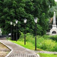 Есть улицы центральные.... а мне милей нешумные...! :: Елена Швецова