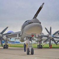 Ту-95МС :: Алексей Михалев