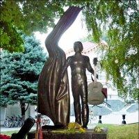 Памятник Владимиру Высоцкому :: Надежда