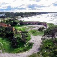Старый немецкий форт. :: Александр Яковлев