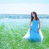 лен :: Мадина Скоморохова