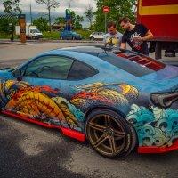 Красивыя Машинки :: Юрий Плеханов