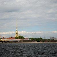 Петропавловская крепость :: Мария Ларионова