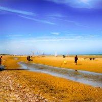 Bray-Dunes.Франция. :: Александр Селезнев