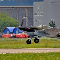 Штурмовик Ил-2 :: Алексей Михалев