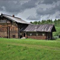 Семенково.Северное зодчество :: Валерий Талашов