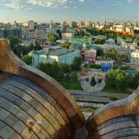 Со смотровой площадки ХХС. :: Александр Бабаев
