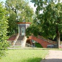 Крестовый мостик :: Елена Гуляева (mashagulena)