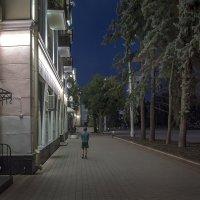 Один в городе :: Валерий Чернов