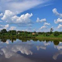 Берег реки Туры. :: Наталья