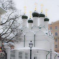 Храм Михаила и Игоря Черниговских... :: Юрий Яньков