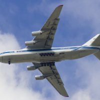 Ан-124-100 :: Дима Пискунов