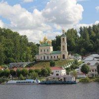 Храм на горе :: Александр Алексеев