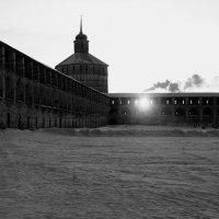 Восход солнца в Кириллове :: Александра