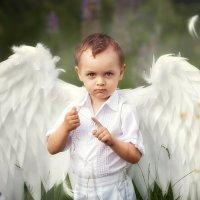Сердитый Ангел :: Екатерина Overon