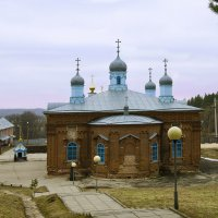 Жабынь, мужской монастырь. :: Инна Щелокова