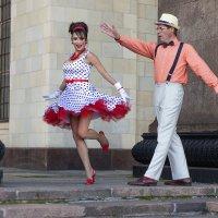 Фото встреча Стиляги :: Ренат Менаждинов