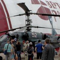 вертолёт КА-52 МАКС-2017 :: elena manas