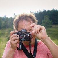 Когда в объективе не хватает линз. :: Владимир Мотузенко