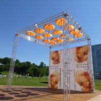 Цветочный фестиваль у театра кукол «Экият» :: Наиля