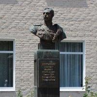 Памятник :: Людмила Монахова