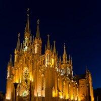 Римско-католический собор Непорочного Зачатия Пресвятой Девы Марии :: Оксана Пучкова