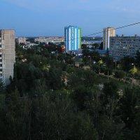 Вид из окна ... :: Олег Кондрашов