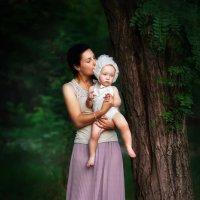 Мать и дитя :: Наталья Шатунова