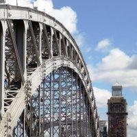 Фрагмент моста Петра Великого. :: Марина Харченкова