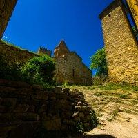 Старые башни... :: алексей афанасьев