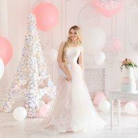 Французское утро невесты. :: Елена Кобзева