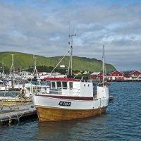 Fishing Boat :: Roman Ilnytskyi