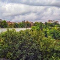 Утро у Тещиного моста. :: Вахтанг Хантадзе