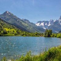 Горное озеро :: Elena Ignatova