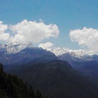 горы :: elena manas