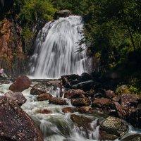 Водопад Корбу :: Алексей Мезенцев