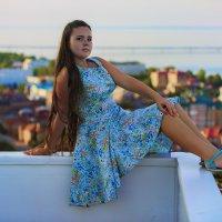 на крыше :: Наталья Малкина